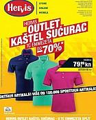 Hervis katalog Kaštel Sućurac do 16.5.