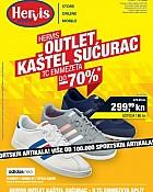 Hervis katalog Outlet Kaštel Sućurac