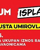 Konzum akcija umirovljenici popust svibanj 2017