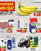 Konzum vikend akcija do 21.5.