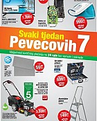Pevec katalog Pevecovih sedam do 25.5.
