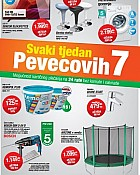 Pevec katalog Pevecovih sedam do 1.6.