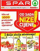 Spar katalog Zagrebačka i Ilica Zagreb