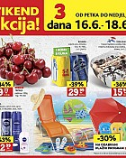 Konzum vikend akcija do 18.6.