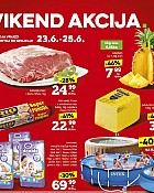 Konzum vikend akcija do 25.6.