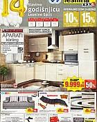 Lesnina katalog Slavimo godišnjicu Lesnine Split