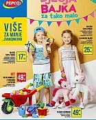 Pepco katalog Dječja bajka