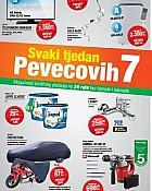 Pevec katalog Pevecovih sedam do 29.6.