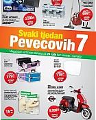 Pevec katalog Pevecovih sedam do  8.6.