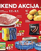 Konzum vikend akcija do 9.7.