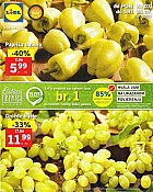 Lidl katalog tržnica do 26.7.