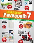 Pevec katalog Pevecovih sedam do 13.7.