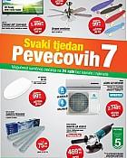 Pevec katalog Pevecovih sedam do 20.7.