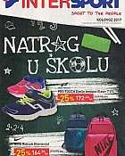 Intersport katalog Natrag u školu 2017