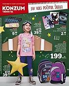 Konzum katalog Škola 2017