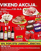 Konzum vikend akcija do 14.8.