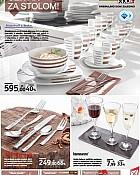 Lesnina katalog Užitak za stolom