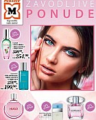 Muller katalog Parfumerija do 6.9.