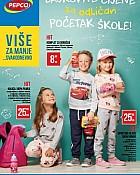 Pepco katalog Bajkovite cijene za početak škole