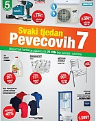 Pevec katalog Pevecovih sedam do 17.8.