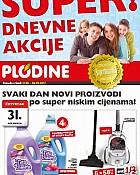 Plodine katalog Dnevne akcije do 6.9.