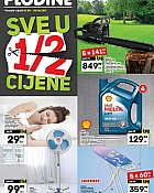 Plodine katalog Sve u pola cijene do 9.8.