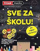 Tisak media katalog Sve za školu