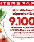 Interspar kuponi neprehrana do 17.10.