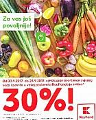 Kaufland katalog 30% popusta