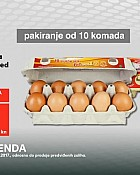 Kaufland vikend akcija do 3.9.