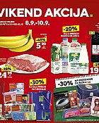 Konzum vikend akcija do 10.9.