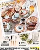 Lesnina katalog Užitak za stolom do 21.9.