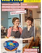 Metro katalog Posebna ponuda prehrana do 4.10.