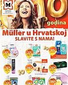 Muller katalog 10 godina u Hrvatskoj