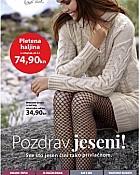 NKD katalog Pozdrav jeseni