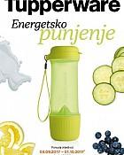 Tupperware katalog Energetsko punjenje
