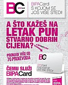 Bipa katalog Bipa Card do 31.12.