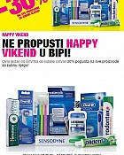 Bipa vikend akcija do 7.10.