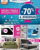 Harvey Norman katalog Rođendanski popusti do 2.11.