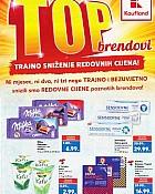 Kaufland katalog Top brendovi od 12.10.