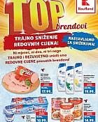 Kaufland katalog Top brendovi od 19.10.