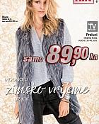KiK katalog Modno u zimsko vrijeme
