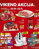 Konzum vikend akcija do 22.10.