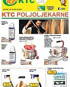 KTC katalog Poljoljekarne do 25.10.