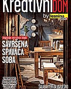 Lesnina katalog Kreativni dom do 31.3.