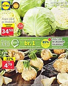 Lidl katalog tržnica do 4.10.