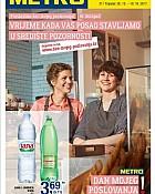 Metro katalog Dan mojeg poslovanja prehrana do 18.10.