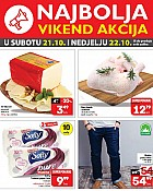 Plodine vikend akcija do 22.10.