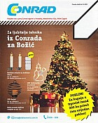Conrad katalog Božić 2017