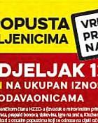 Konzum akcija umirovljenici popust studeni 2017